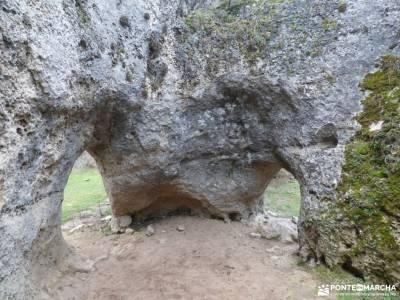 Nacimiento Río Cuervo;Las Majadas;Cuenca;balneario solan de cabras costa asturiana pasarelas de mon